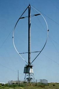 Darrieus Turbine