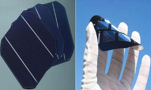 Solar Cell Types